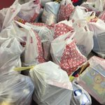 Lots of toys donated for our @North_Campus kids. Anyone want to help wrap Christmas gifts? http://t.co/ICdw8vAbQl