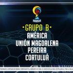 ¡Estos son los equipos que conforman el Grupo B del torneo de ascenso! #LigaAguila http://t.co/r0v0CXwarN