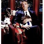 Farewell #CraigFerguson. Thx for having #Folkmanis puppets on your show: Wavy and Sid will miss @CraigyFerg http://t.co/lhICJcMwaI