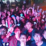 Yoooo thanks for today!! You guys are rocks!!! 🙌🎉🎊🔥 cc: @AsterA_INA @GPGNSS http://t.co/E4VGwzLmot