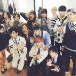 APINK X GOT7 doing hajima and mr chu pose http://t.co/qpGQSv2ZwI