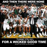 With Rondo gone, no one is left from the 2007-2008 Celtics team. Ill be honest, Im feeling a little sentimental http://t.co/6Bzgcth1wQ