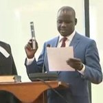 PHOTOS: Dan Kidega swears in as new #EALAspeaker #EALA #UGANDA Photos courtesy of EAC http://t.co/RmvuCiDJU0