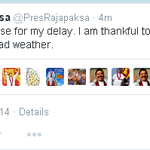 This is just too funny, DPs of twitter accounts which re-tweet presidents tweets :) #PresPollSL http://t.co/5KGJElS5Fg