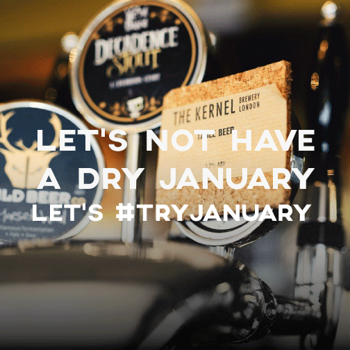 This January let's do things a little differently, let's #TryJanuary http://t.co/Cv21mVsniK