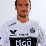 #AHORA: #Julio #Manzur Ex Jugador de #Olimpia acaba de Firmar su Contrato con Rubio Ñu por 6 Meses! http://t.co/h4iplww66I