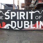 The Spirit of Dublin is progressing down in Newmarket #Dublin great to see history inthe making @TeelingWhiskey @iWWM http://t.co/0mNL9TmJBf