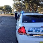 Ofc Schafer stopped a car going 52 in a 40. Many pedestrians enjoy this area of #Sarasota. Please slow down. #PolTwt http://t.co/aNkqeI89MF