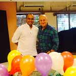 Happy Birthday to Herman, The COO of @actorprepares , The Friend & The Manager who makes my life Easy & Difficult.:) http://t.co/EfakZG36Em