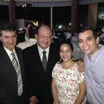 Ayer al concluir el mensaje del Gobernador, con @Gabishiis @h_guedea y Xavier Tudela @Cacaccorg http://t.co/V3QO1Cu5YU