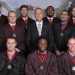 Look at these proud graduates of the University of Georgia! Proud day! Go Dawgs! http://t.co/2yvdlJoYIA