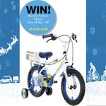 #NothingBeatsChristmas #win Apollo Police Patrol #Bike! #competition #Christmas RT & Follow to Enter! #Free #giveaway http://t.co/gPdGReYWgm