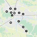 Ljubljana ni kolesarjem prijazno mesto. Objektivno #127 o 12 kolesarskih pasteh v prestolnici: http://t.co/rQaA3bWo8c http://t.co/sdjPvH7bvi