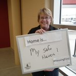 This is what home means to Nancy. Snap a selfie and share your idea here: http://t.co/xsln1Os2Uz #HousingFirst #ygk http://t.co/YTsE4s1SCA