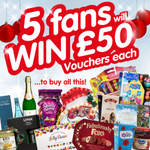 RT & FOLLOW to #WIN 1 of 5 £50 vouchers to spend on your #Christmas shopping @bmstores Ends 23/12 #fridayfreebie http://t.co/5pdQj2SMUc