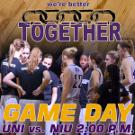 Its GAME DAY! Taking coats and blankets to donate to Salvation Army. See you in McLeod! #UNIFight http://t.co/2HV3gFE6YX