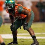 Todd McShays first 2015 mock draft has Miami ILB Denzel Perryman going to #Broncos: http://t.co/LmnpOoKKPX http://t.co/WamIwE9k35