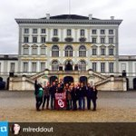 #BoomerSooner from @UofOklahoma interior design students @ouabroad in Munich, Germany! http://t.co/oZDzjCQHNF