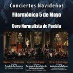 HOY 7 pm. Concierto de la @Filarmon5deMayo y el Coro Normalista en Auditorio de la Reforma. Entrada libre. #Puebla http://t.co/aBoqhTscTf