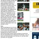 Morgen een mooie wedstrijd tegen oude club Fc Dordrecht, waar ik mooie tijden heb gehad! Maar dat telt morgen niet 😄 http://t.co/BSqMcXletn