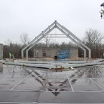 Photos: S-F Scout Ranch Dining Hall construction #GSLAC @stlbsa @BoysLife @shawneelodge51 #BSA http://t.co/L2D68AtyOh http://t.co/ys3m51VLGq