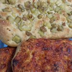 Todays focaccia are delicious! #winnipeg #bakery http://t.co/fh13a4l1aq