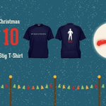 #Christmas #Giveaway Day 10: RT & Follow to #WIN a Top Gear Stig T-shirt! http://t.co/jPxANptrcl