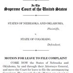 Get the details on the #Colorado #marijuana lawsuit filed by #Nebraska and #Oklahoma http://t.co/aeJvO4xWTO http://t.co/7PLEUzAuJV