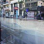 #Murcia. Vecinos del Carmen recuerdan que la zona ya se inundó en agosto por algo parecido: http://t.co/647Bb98nMi http://t.co/guIaJtloJC
