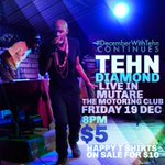 Mutare dont say I didnt warn ya. #DecemberWithTehn is coming. @iamSHARKY comin with me & @takefizzo too. Chakachaya http://t.co/MRqU9QNILs