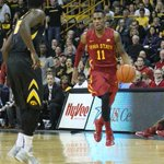 . @MonteMorris11 is now leading the nation in assist-to-turnover ratio at 6.5. http://t.co/fccYi105JU