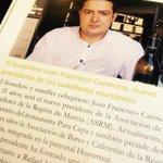 Gracias a @gastronomomurci por hacerse eco de la nueva presidencia en los #sumilleres de #Murcia. http://t.co/zQ8yaxqaXc