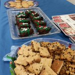 Bake sale today until 2:30 with items from our new cookbook! Come visit the #ReStore to get a goodie & a book! #ygk http://t.co/59wL2fYmie