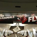 Watch out for this INCREDIBLE new sign at the airport in Louisville! #WhereCardinalsFly #L1C4 @UofL @UofLFootball http://t.co/GuTxnA1Ifd