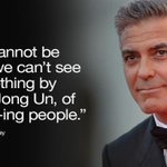 George Clooney created a petition in support of Sony, but he couldnt get anyone to sign it: http://t.co/GcKJpakRuA http://t.co/o3aKxXW8JR