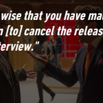 Hackers demand Sony remove all signs The Interview existed or more data will be released http://t.co/KZ4uQEP2Uf http://t.co/rfThsbZa7S