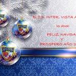 EL CD INTER VISTA ALEGRE les desea FELIZ NAVIDAD Y PROSPERO AÑO 2015 http://t.co/n5wFkucSpX