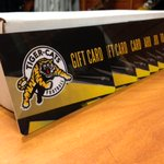 Not sure what to get your #Ticats fan this year? Weve got you covered, the TigerTown Store now has GIFT CARDS. http://t.co/UTALkDOlmK