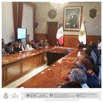 Hoy en Palacio de Gobierno se llevó a cabo Sesión Ordinaria del Consejo Estatal de #ProtecciónCivil. #Xalapa http://t.co/KMXdiixU51