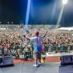 Just came frm a show in Lesotho. Im living my dream. Doing what I love&being celebrated for it. #Love #StadiumStatus http://t.co/biVBO9MiPR