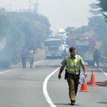 Onemi declaró alerta roja en #Concón y #Quintero por incendio forestal http://t.co/ZLDNXL5f0I http://t.co/Xb59Y0GbSY