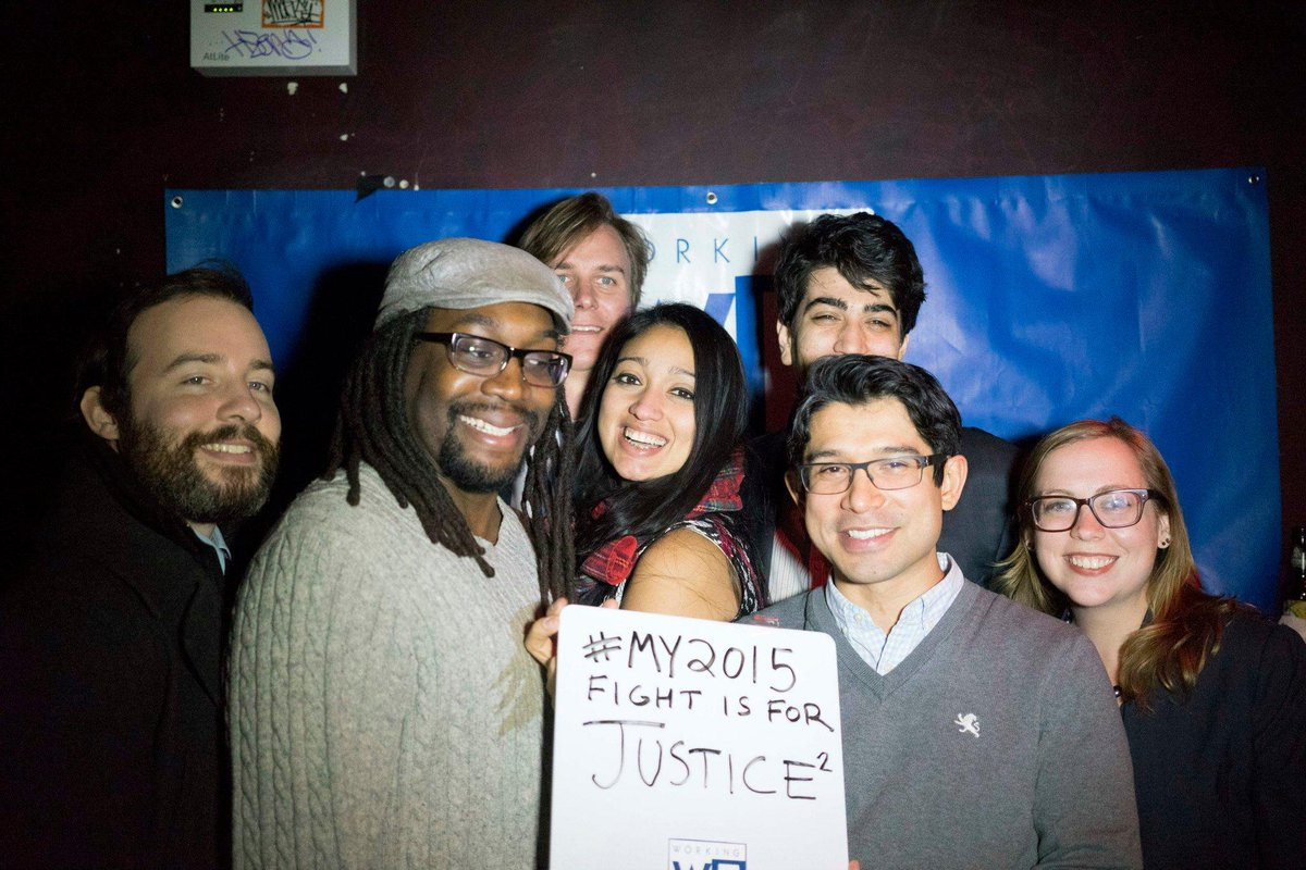 Holiday Mixer yesterday w @WorkingFamilies @laceytauber @otherbensmith @cmenchaca @lcholdenbrown @MooreProgress +Paul http://t.co/2nFEa8m1LZ