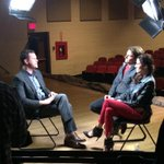 RT @WillieGeist: A privilege to sit down with Chris Kyle's widow Taya after @The_USO screening of