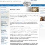 #Ukraine: U.S sanctions list includes DNR #Novorossiya & Oplot. Zakharchenko, Bezler & Gubarev http://t.co/r8hjXWaCZL http://t.co/uIBW7EtDOr