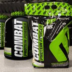 #MP Contest! Win 1 of every size of Combat (2, 4 & 10 lbs.)! 1 winner gets 16 lbs. of protein!! RT 2 ENTER! http://t.co/T7tW63lJ2N