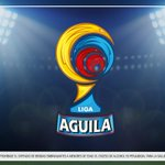 Aguila llegó al fútbol profesional colombiano. #LigaAguila http://t.co/mIWL2SpgB5