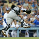 .@ReneRivera13 led all @MLB catchers with 29 runners caught stealing in 2014—9 more than all Rays catchers combined. http://t.co/qccuEaUW08