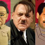 """""""Artistic courage in the face of facism"""" RT @HitFix: Dictators in comedy movies, TV and online http://t.co/QmH5hfELzC http://t.co/JW4i2i9YDu"""