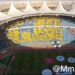 تيفو #النصر تصوير جوي ???????? في مباراة الشباب خيااااال ???????? #النصر_الشباب #تيفو_النصر http://t.co/Ccqm1T9guL http://t.co/Fx7YO5LS3O