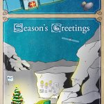 #Xmas has arrived on #67P: Seasons Greetings from the Comet and Best Wishes for the New Year! http://t.co/Nzoo4V6zvm